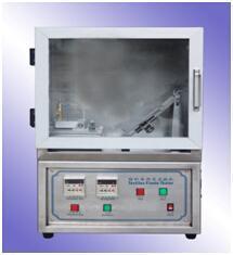 GB/T14644 45度纺织品燃烧试验机