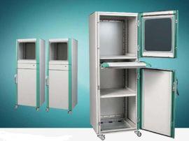 仿威图电脑柜,宣墨PC电脑柜,工业电脑柜