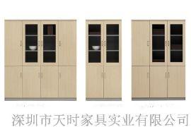 深圳天时办公家具板式文件柜 资料高柜