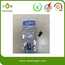 东莞三通包装PVC高周波防水胶袋