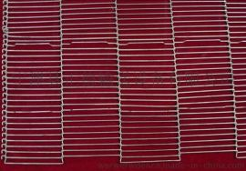 生产厂家直销不锈钢乙型网带,镀锌乙型网带