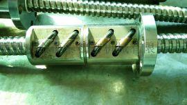 龙门数控加工中心滚珠丝杠 滚珠丝杆维修
