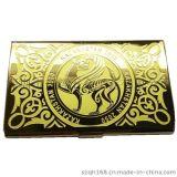 高质量黄铜制作名片盒