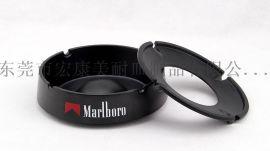 万宝路AT621圆形美耐皿防风烟灰缸