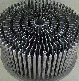 大功率工矿灯冷锻散热器