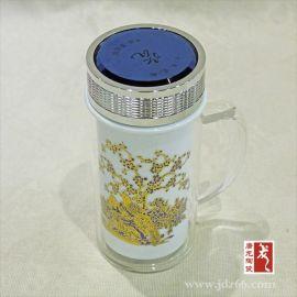 陶瓷茶杯厂家,订做**商务会议对杯,办公室水杯