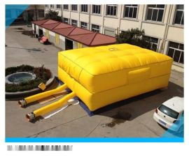 现货供应吉林天盾逃生气垫 逃生气垫价格 逃生气垫厂家