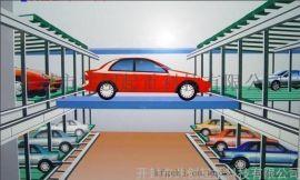 开封平面移动智能车库安装