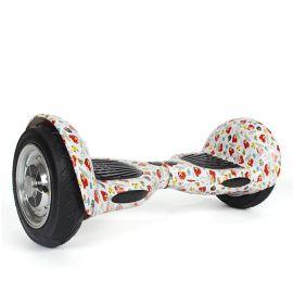 10英寸炫酷跑马灯款双轮电动平衡车体感思维车