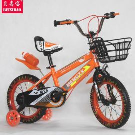 贝喜宝儿童单车批发小孩自行车OEM加工贴牌等厂家直销