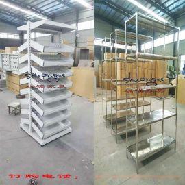 不锈钢西药架厂家直销 钢制药房西药架价格