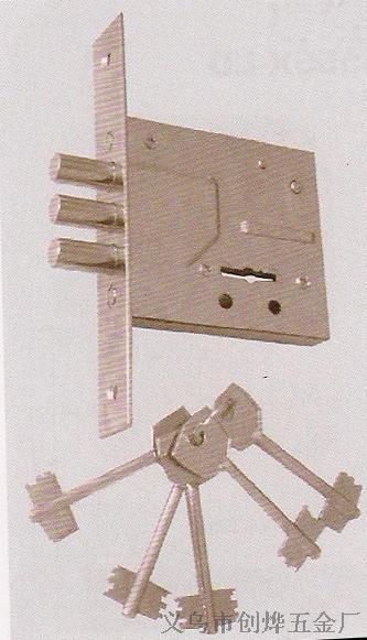 cxj--X082-系列-叶片锁