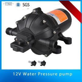 供应12/24V51款微型隔膜泵淡水泵RV房车游艇专用水泵