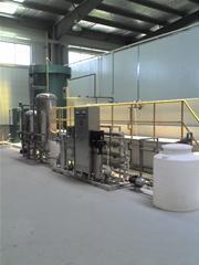 LOW-e玻璃生产用高纯水设备