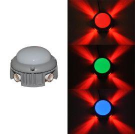 4W大功率LED十字点光源,景观照明,亮化照明,