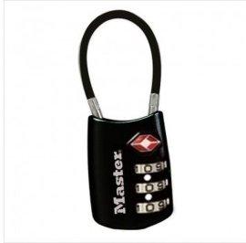 TSA系列密码挂锁4688D (黑色)