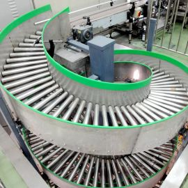 厂家直销不锈钢螺旋输送机 糕点冷却输送机 多层网带螺旋冷却塔 螺旋提升机