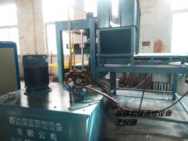 鑫达珍珠岩新型防火门芯板设备 珍珠岩保温板设备