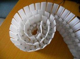 幻速820-K325塑料链板