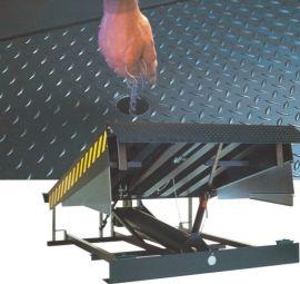 厂家直销凯卓立机械式调节板/卸货平台/登车桥/汽车尾板