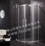 淋浴房隔斷,弧形淋浴房,