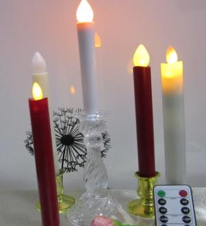 HC-022 搖擺杆蠟 LED蠟燭燈創意禮品