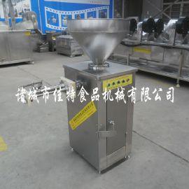 小型肉肠灌肠机 全自动灌肠机价格