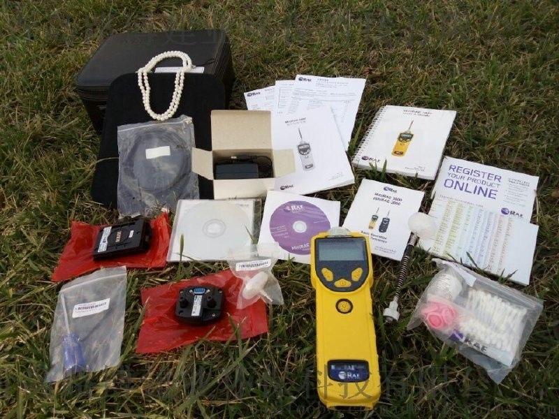 华瑞美国美国VOC有机气体检测仪