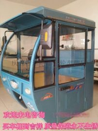 电动三轮车棚 分体组装 加厚铁皮棚 烤漆不生锈 厂家直销