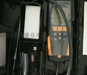 testo310基础型烟气成分检测仪(手持式检测)