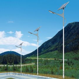 新农村改造工程路灯一体化太阳能路灯 高资质厂家直销 锂电池太阳能led灯