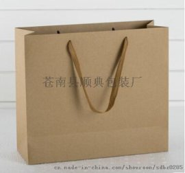 环保服装购物礼品袋