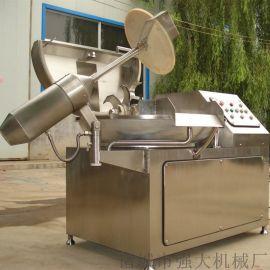 不锈钢千页豆腐食品斩拌机