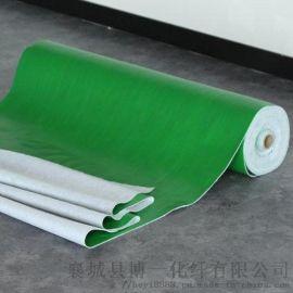 PVC针织棉 无纺布地面保护膜