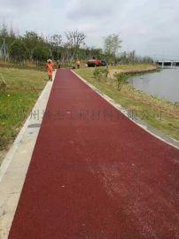 内蒙环保型彩色沥青喷涂,环保彩色沥青造价