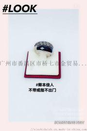 珠宝首饰,银戒指,男戒,女戒
