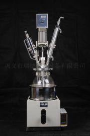 实验用玻璃反应釜 单层玻璃反应釜厂家