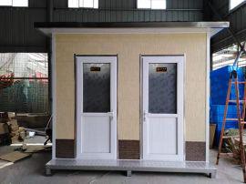 邹城绿鑫春厕所已完成 济宁环保厕所厂家
