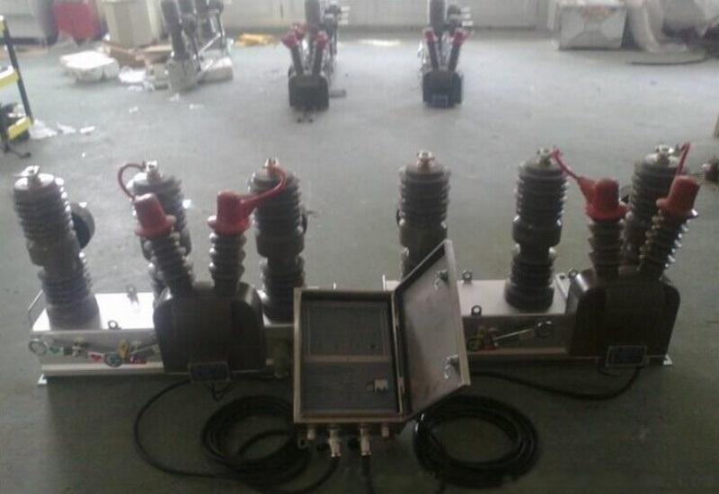 煤礦廠HZW32-12新型智慧高壓雙電源