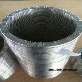 PN2.0Mpa的钢制管法兰用缠绕式垫片