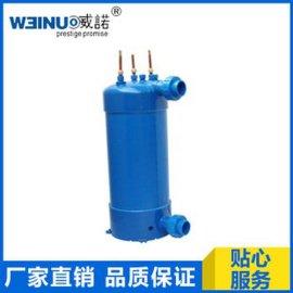泳池钛管换热器(1~60匹)