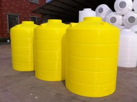 武汉2吨塑料水箱塑料水塔厂家 厂家直销
