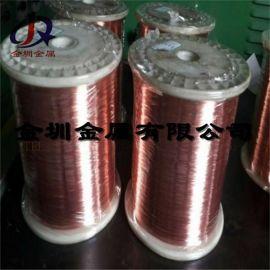 厂家直销c1100紫铜线 全软T2紫铜线 国标环保C1020无氧紫铜线