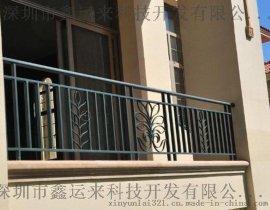 广东镀锌钢隔离护栏厂家 惠州安防镀锌阳台护栏用途规格