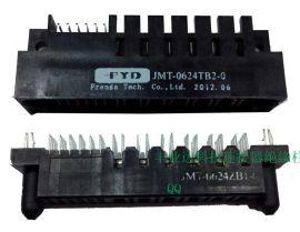5P+24Signal FCI 替代连接器 模块电源 印制板电路
