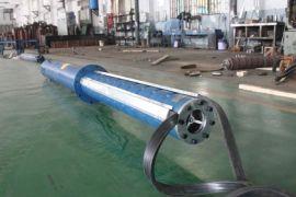 立式多级深井潜水泵制造厂家-QJ井用潜水泵技术参数