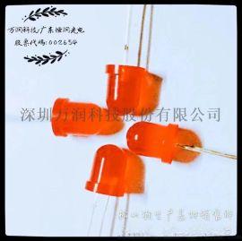 万润科技(广东恒润光电)厂家直销LAMP直插式LED发光二极管