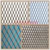 厂家生产仓储货架展柜金属网,菱形孔金属拉伸网