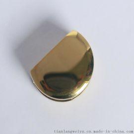 广东淋浴房玻璃夹 卫浴玻璃固定夹 淋浴房五金配件 304不锈钢、纯铜玻璃夹
