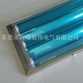 不锈钢三管直边净化灯  LED不锈钢净化灯